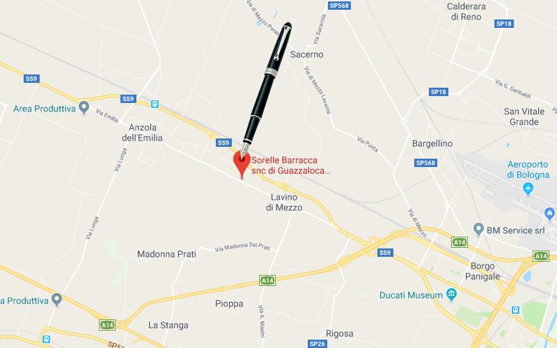Cartoleria Sorelle Baracca Buffetti - Bologna - Via Emilia 41/F 40011 Anzola dell'Emilia (BO)